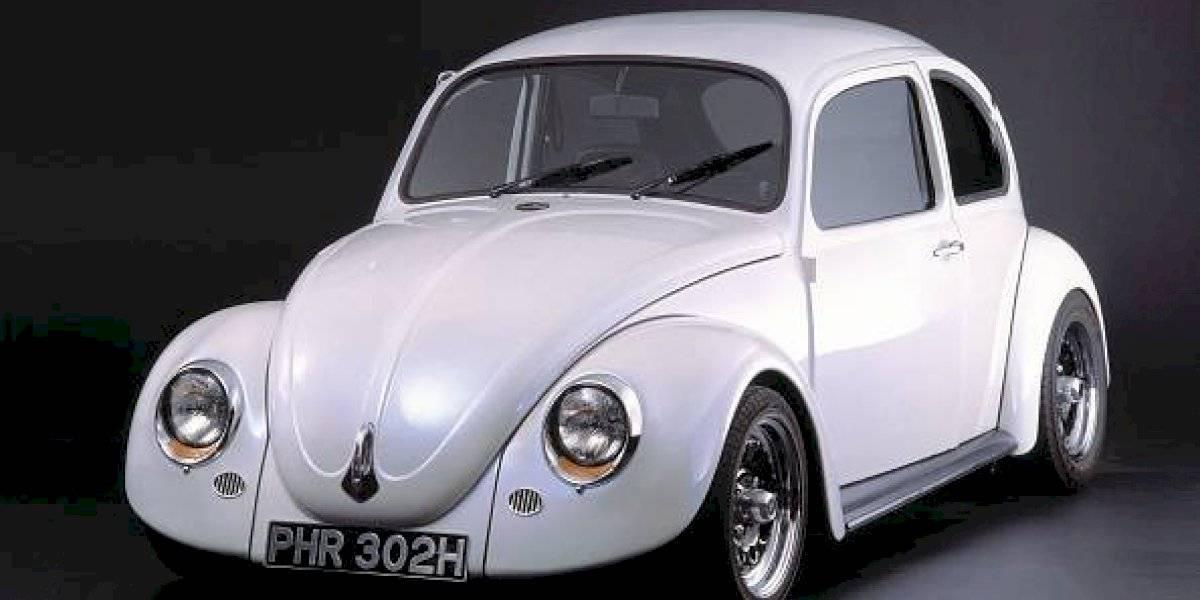 """Volkswagen se despide de su popular """"escarabajo"""""""