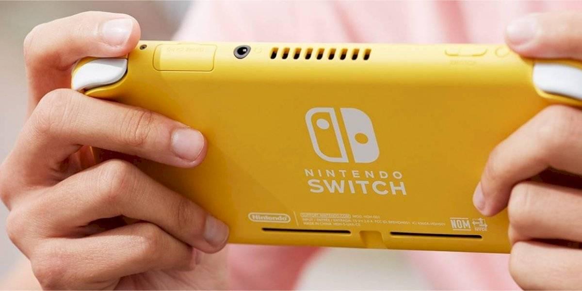 Nintendo Switch Lite: Así es la nueva versión de la consola estrella de la gran N