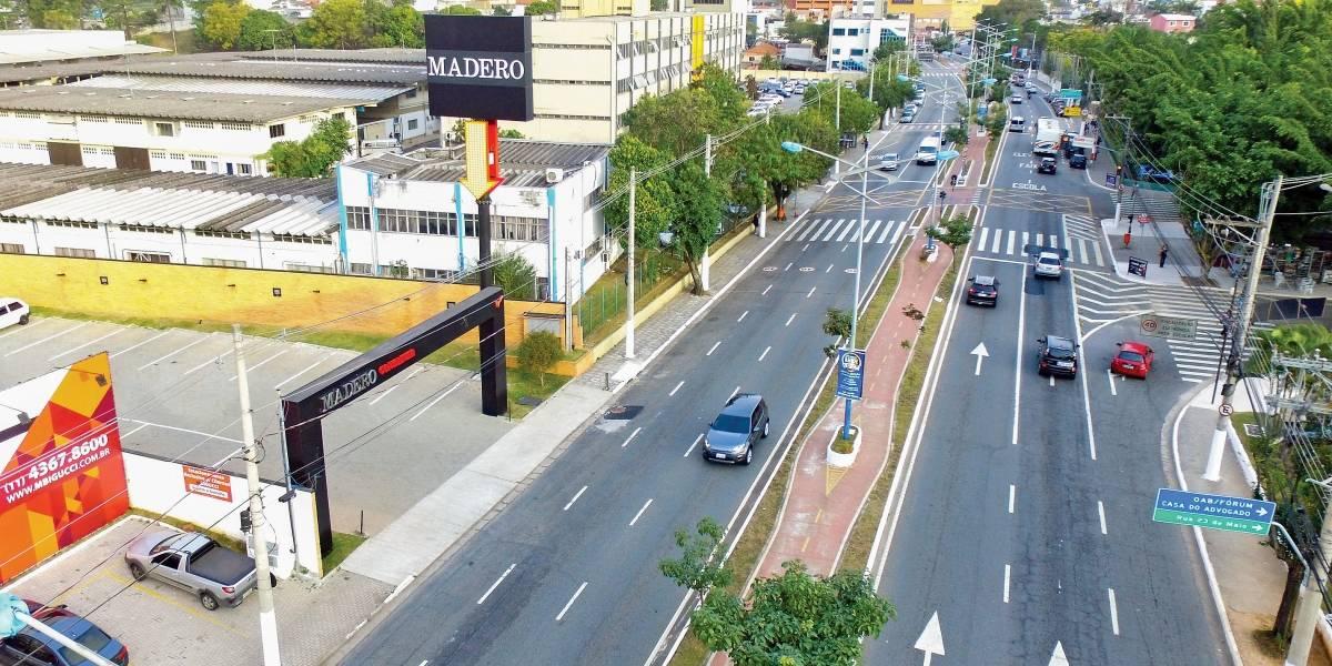 Nova ciclovia em São Bernardo vai ligar áreas de lazer da cidade