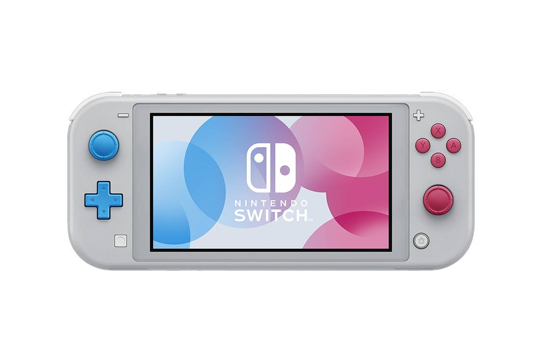 Nintendo lanzará una Switch Lite basada en Pokémon Sword y Shield