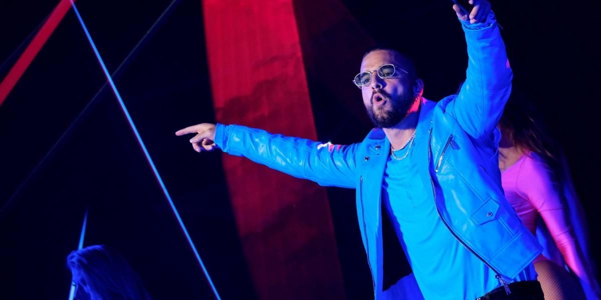 Concierto de Maluma en Ecuador: Frutos secos entre las exigencias del artista para su show en Guayaquil