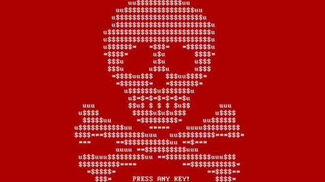 Windows ransomware