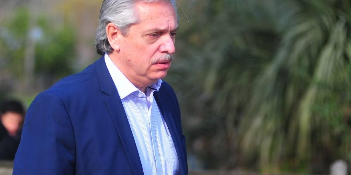 Presidenciable declara como testigo en causa contra Cristina Kirchner