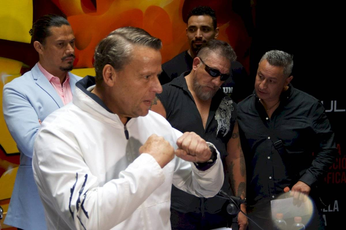 Alfredo Adame y Trejo han desatado una serie de agresiones físicas y verbales |CUARTOSCURO