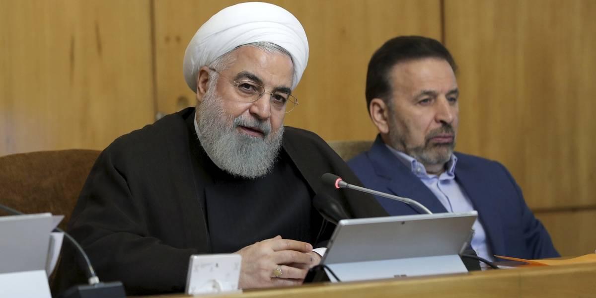 Irán acelera el enriquecimiento de uranio y EU le acusa de chantaje