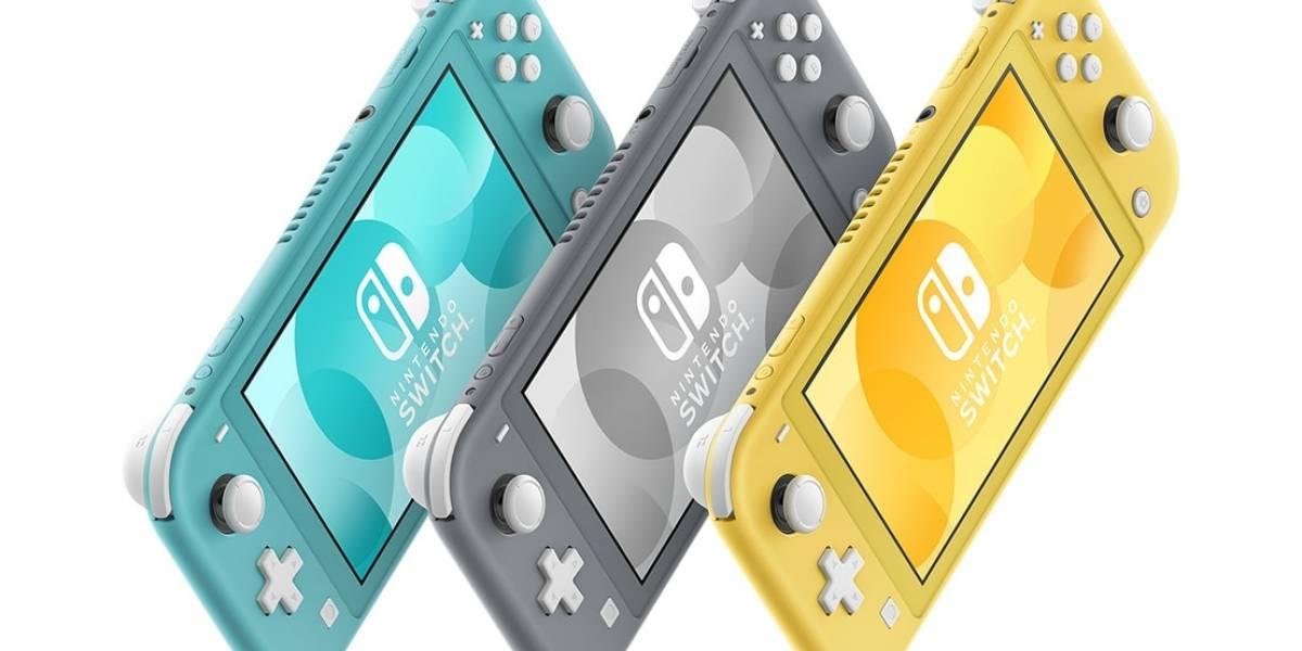 'Switch Lite': Nintendo anuncia versão mais barata de seu último videogame