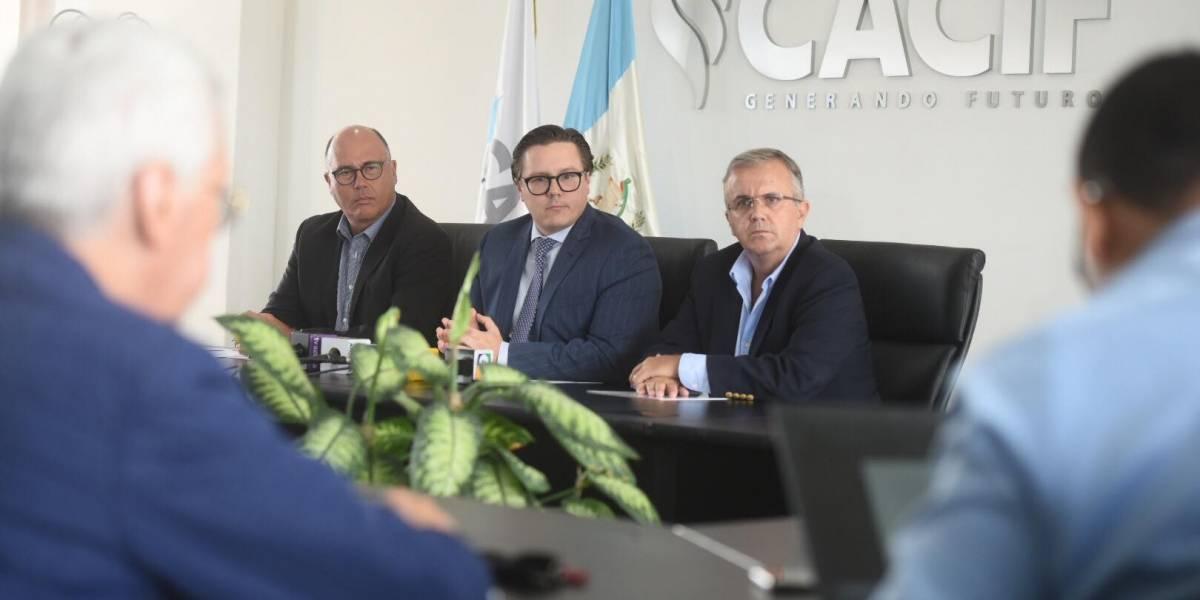 """CACIF pide a CC que resuelva """"de manera inmediata"""" recurso presentado sobre acuerdo migratorio"""