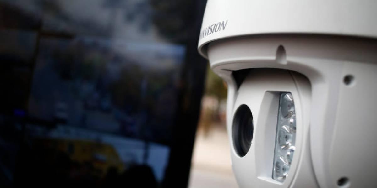 Comunas compiten por tener más cámaras de seguridad: Las Condes y Santiago a la cabeza