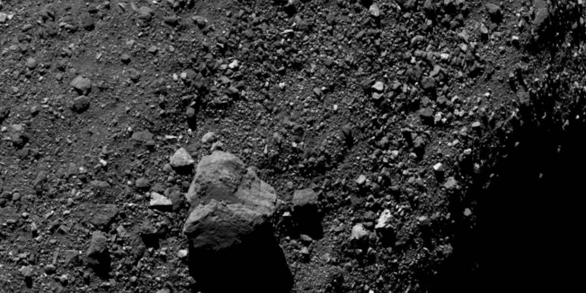 Novas imagens revelam detalhes da superfície impressionante do asteroide Bennu