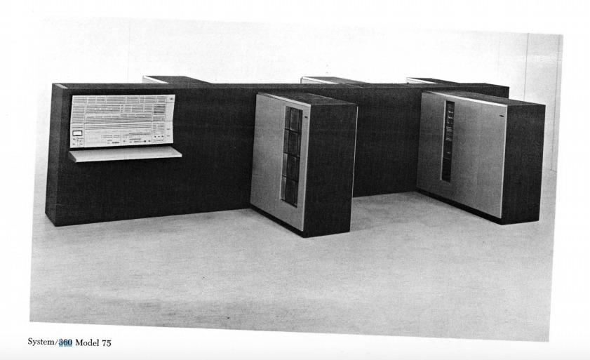 IBM System 360/75