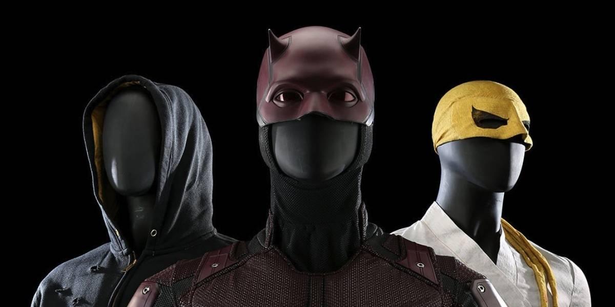 Marvel va a rematar artículos originales usados en sus series de Netflix