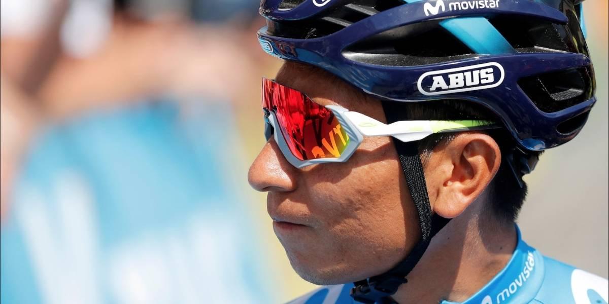El duro vainazo del director del Movistar contra Nairo Quintana y sus compañeros de equipo