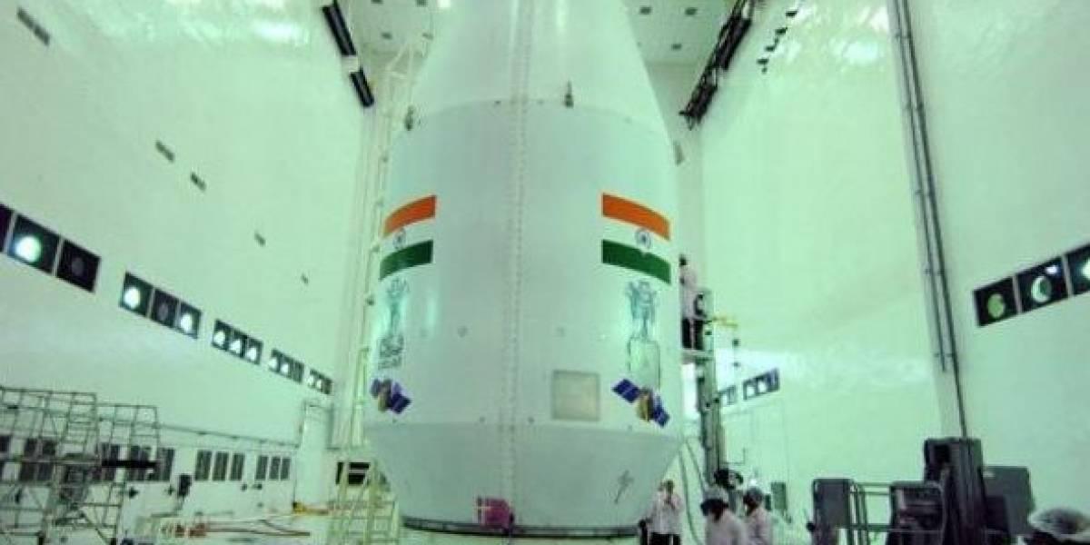 Chandrayaan-2: El satélite lunar indio que cuesta menos que Avengers:Endgame