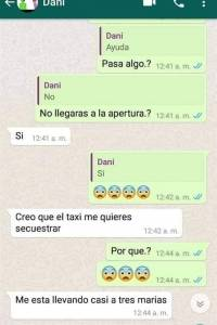 Chats-desaparición Daniela