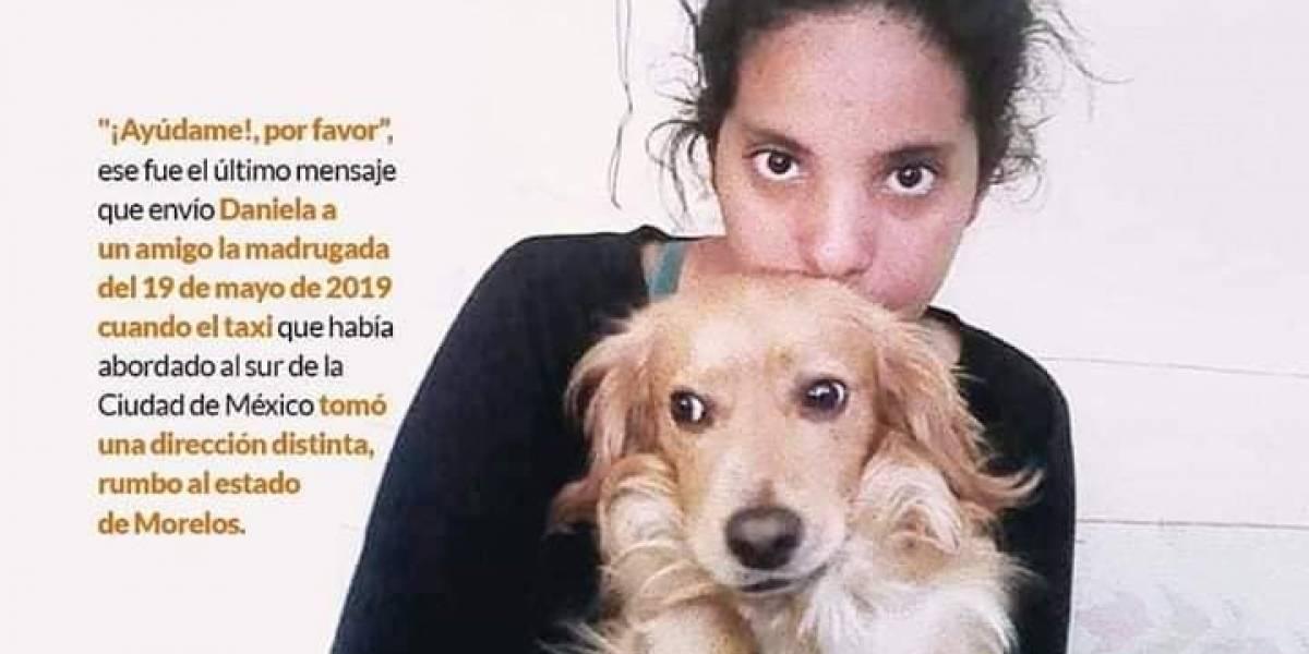 Daniela de 18 años desapareció luego de abordar taxi en Xochimilco