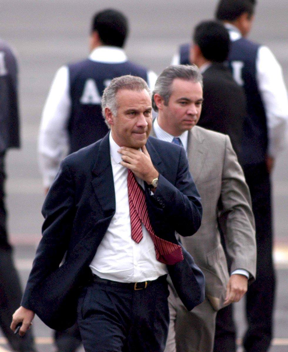 El abogado de Peña Nieto y otras figuras de la política mexicana movió entre 2006 y 2015 un total de 120 millones de dólares. Foto: Cuartoscuro