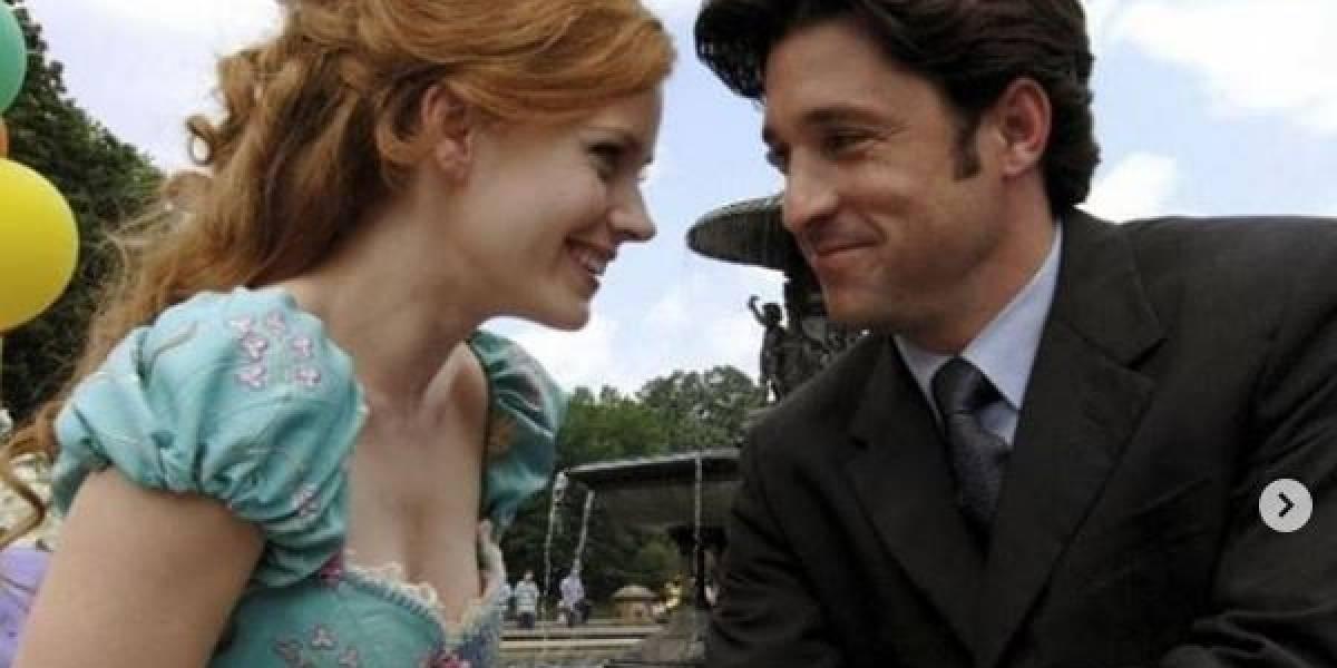 "Disney confirma segunda parte de ""Enchanted"""