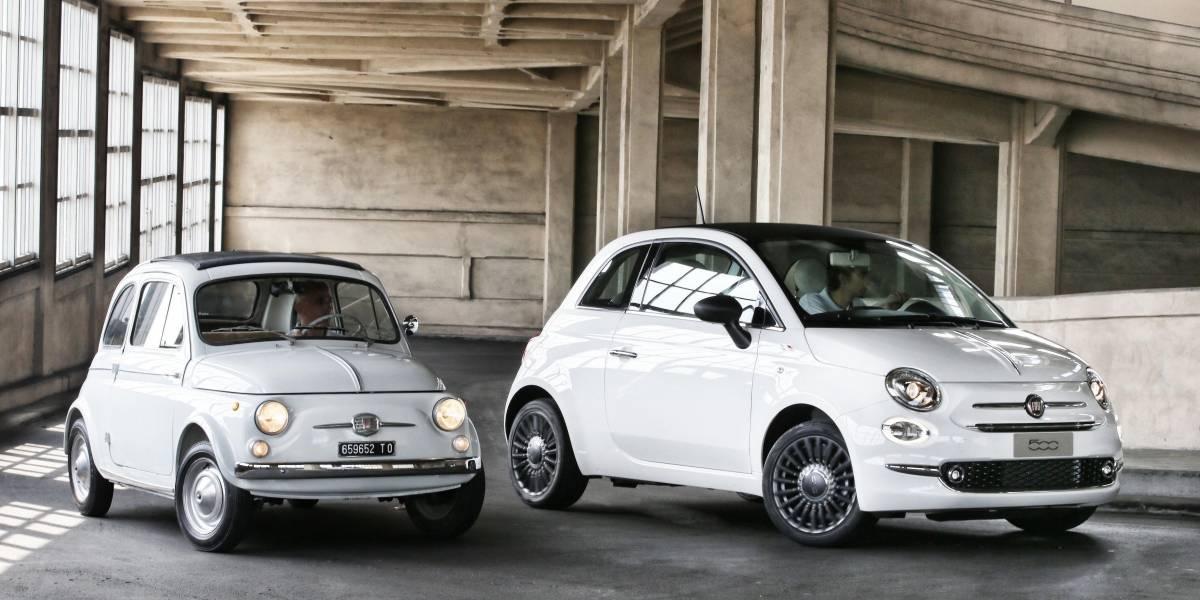 Apaga 120 velitas: Fiat está de fiesta