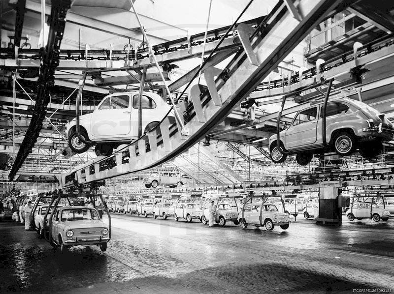 Fábrica Mirafiori Fiat