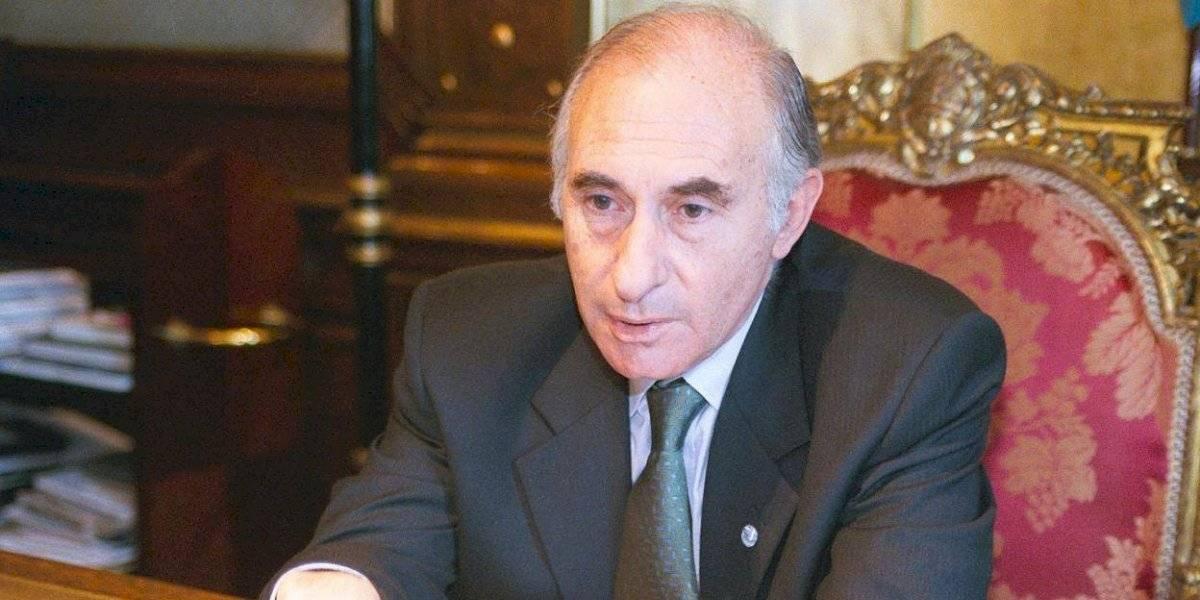 Muere Fernando De la Rúa:  el mandatario que dejó la Casa Rosada en helicóptero