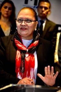fiscal general Consuelo Porras habla sobre investigación de aviones Pampa III