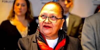 Consuelo Porras, jefa del MP.
