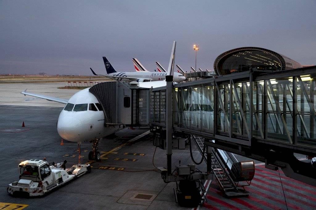Aeropuerto en Francia