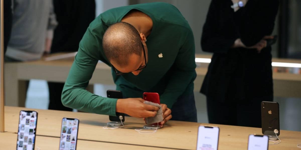 Ya es oficial: Las ventas del iPhone no son el ingreso principal de Apple