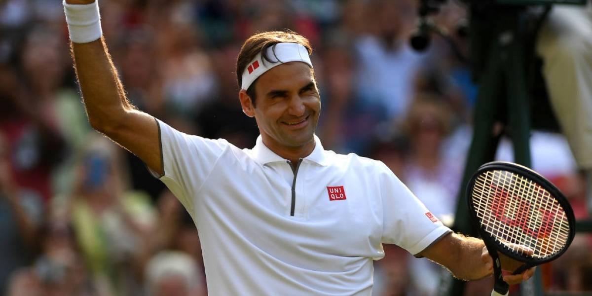 Federer y Nadal pasan a semifinales de Wimbledon y chocarán en un nuevo superclásico del tenis