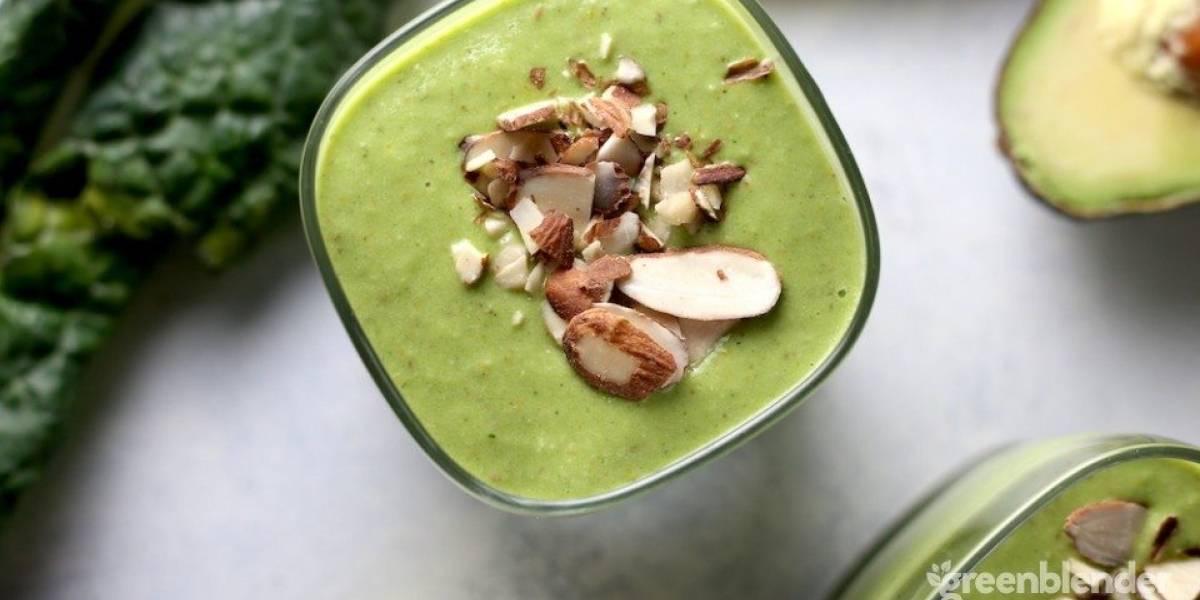 Vitamina detox proteína verde ajuda a emagrecer e dá energia para atividades físicas