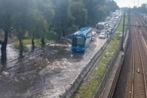 Inundación Zaragoza