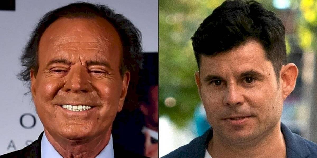VIDEO. La justicia reconoce a un español de 43 años como hijo de Julio Iglesias