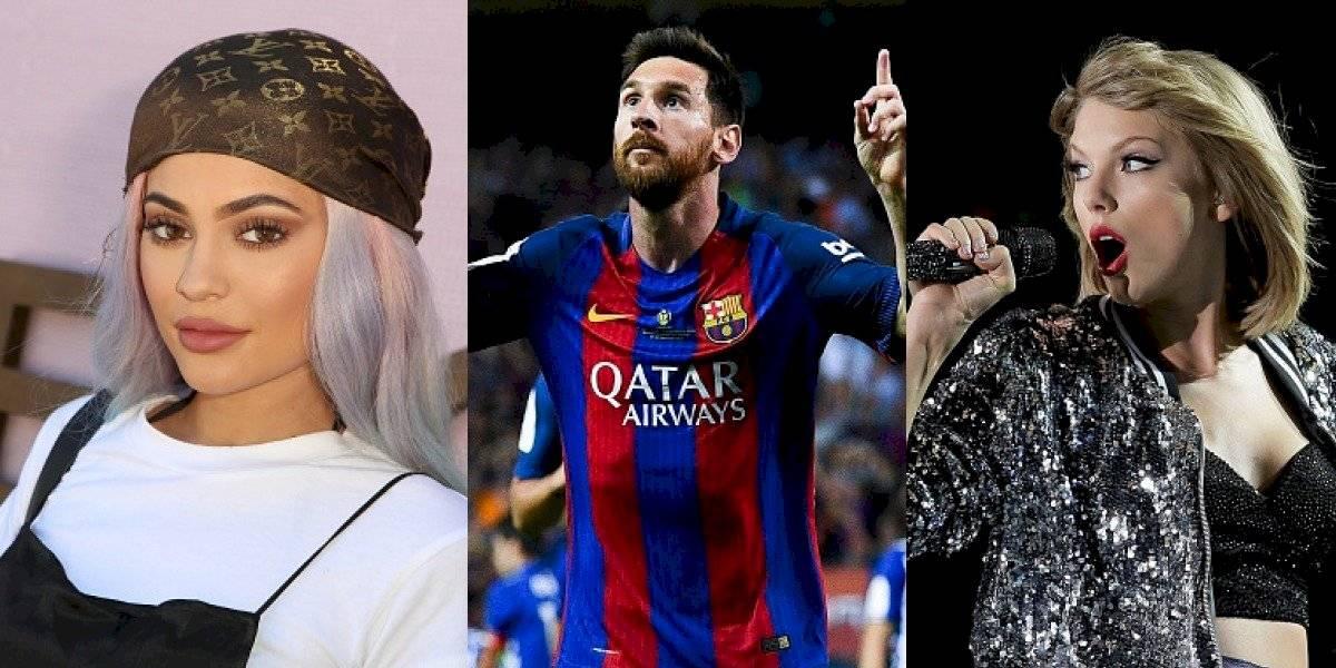 10 celebridades mejores pagadas del mundo