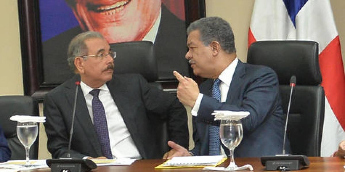 """Senadores Leonelistas: Proyecto de reforma es """"afrenta"""" a democracia"""