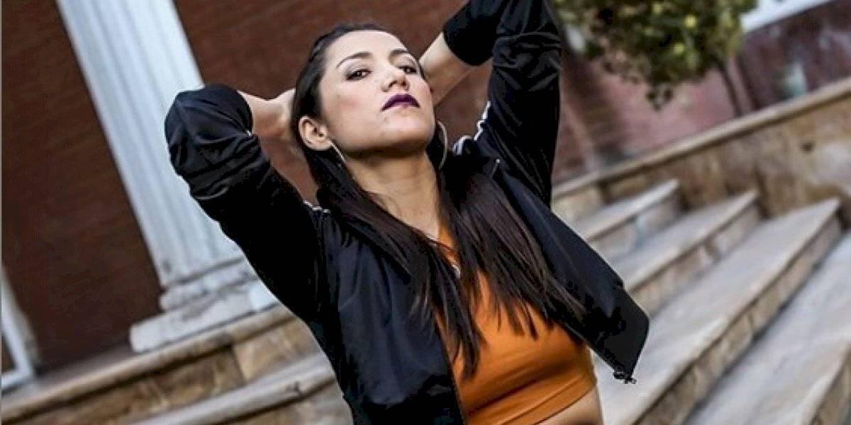 """""""Lo hago con respeto"""": Loreto Aravena responde a quienes critican su interpretación en """"Amor a la Catalán"""""""