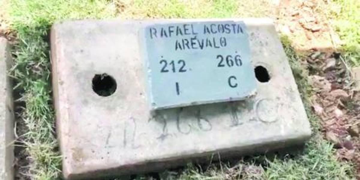 Maduro sepultó sin consentimiento a militar asesinado por torturas