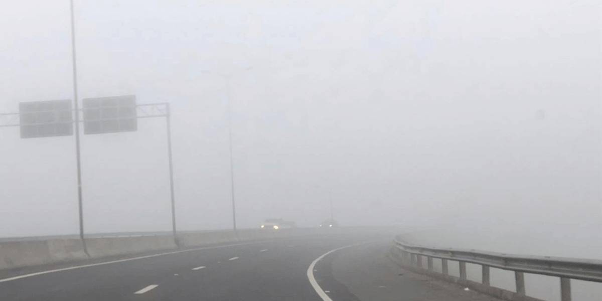 Aeroporto Internacional de Porto Alegre é fechado por forte neblina