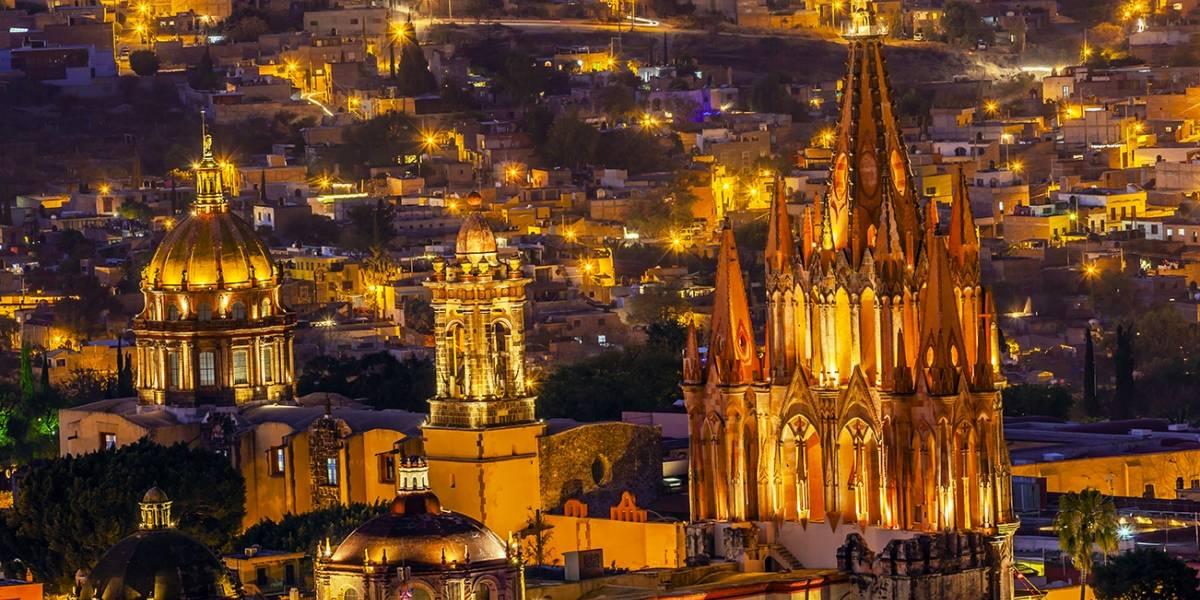 San Miguel de Allende se corona como el mejor destino turístico en México