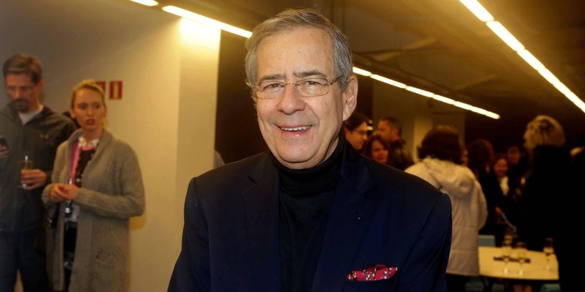 Morre o jornalista Paulo Henrique Amorim, aos 77 anos