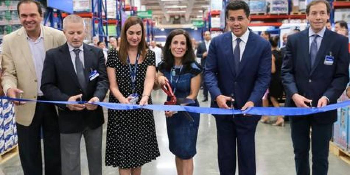 #TeVimosEn: PriceSmart inagura nuevo establecimiento en avenida Simón Bolívar