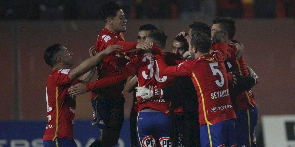 Se volvió Mono: Diego Sánchez definió el último penal y le dio la clasificación a Unión Española en Copa Chile