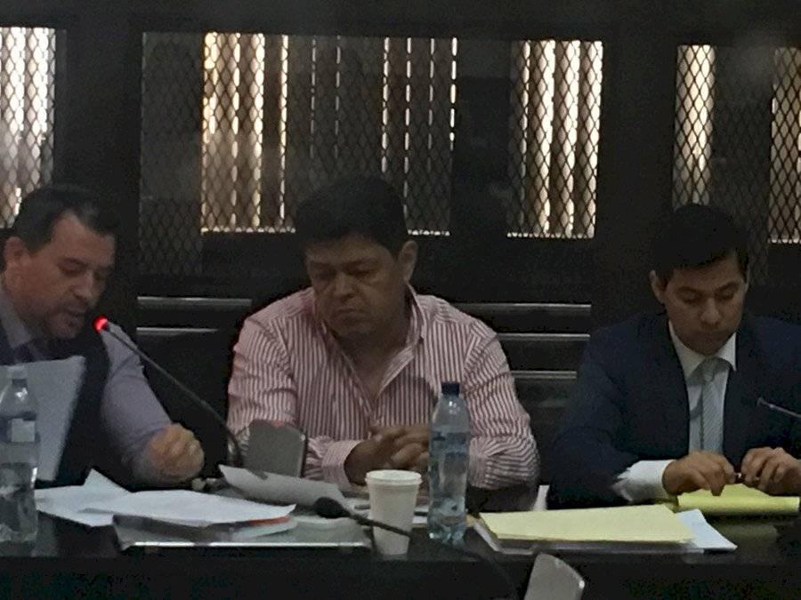 Raúl Osoy, procesado en el caso Cooptación del Estado. Foto: Jerson Ramos