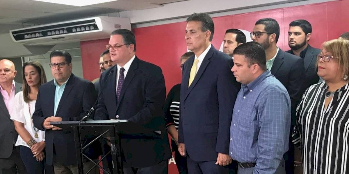Presidente del PPD insiste arrestados le respondían directamente a Ricardo Rosselló