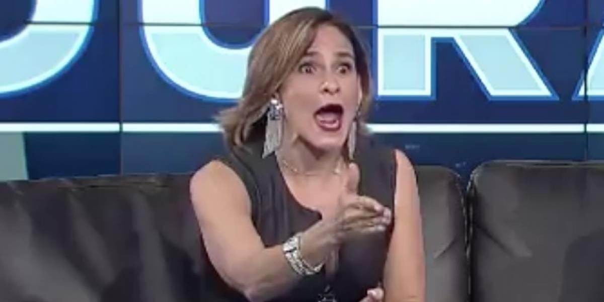 """Zoe Laboy: """"Yo estoy enco^j*^@ que pague el que tenga que pagar"""""""