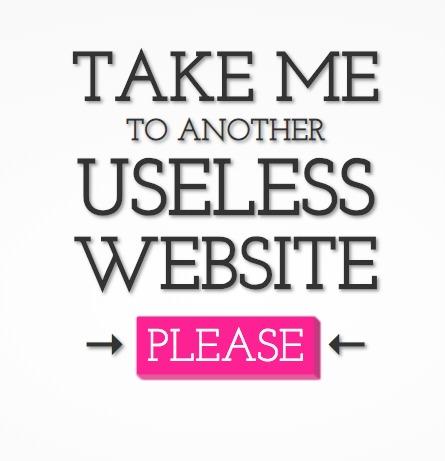 Sitios web curiosos