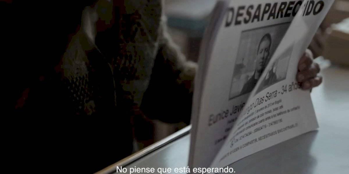"""""""Detrás"""", la campaña que busca sensibilizar sobre la desaparición de migrantes"""