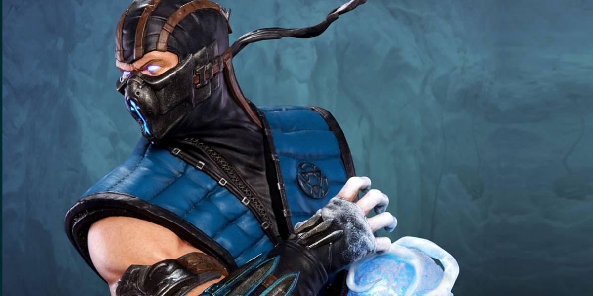 Película de Mortal Kombat ya tiene a su Sub-Zero: será Jaka de The Raid