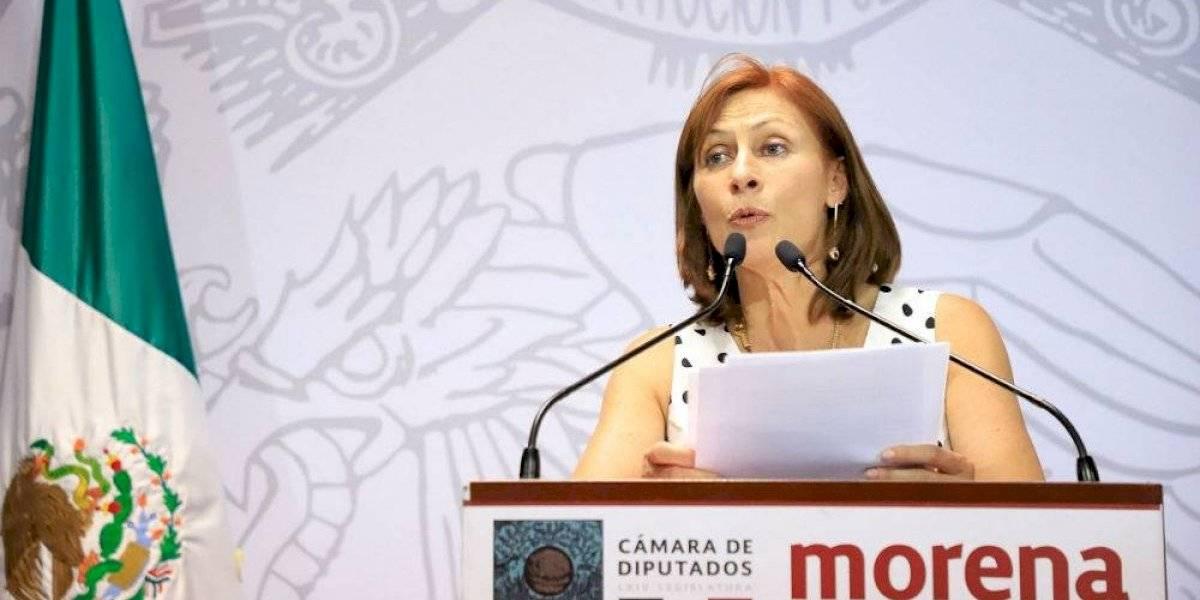 #PolíticaConfidencial Tatiana Clothier no se inmuta ante salida de Carlos Urzúa