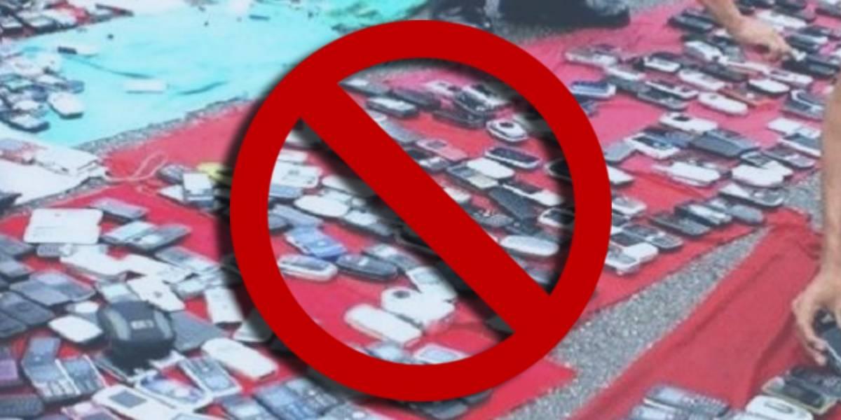 Se prohibe la venta de smartphones en tianguis de la Ciudad de México