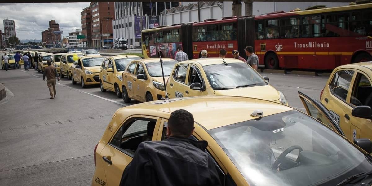 Durante el paro de taxistas, usuarios se quejaron de la tarifa dinámica de Uber
